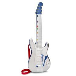 Chitarra Rock Con Corde di Nylon - Bontempi