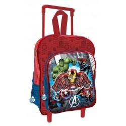 Trolley Asilo Avengers