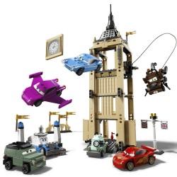 LEGO 8639 Cars - L'evasione dal Big Bentley