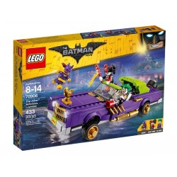 LEGO 70906 Batman Movie - La Famigerata Lowrider di The Joker