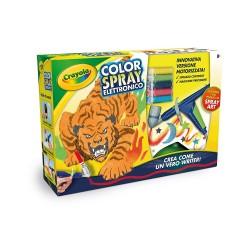 Color Spray Elettronico - Crayola