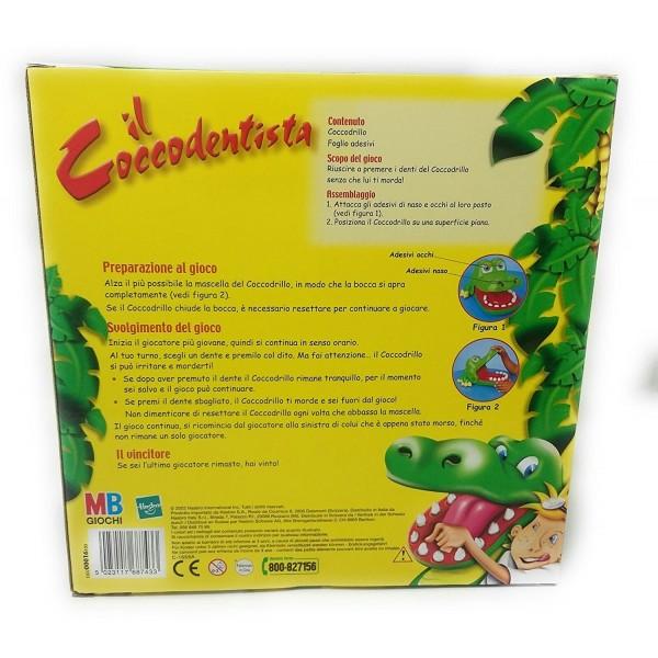 cd7f19425287 Cocco Dentista - Hasbro Gaming - Il Punto Esclamativo