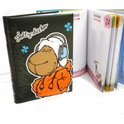 Diario Scuola Nici Jolly Sheebo mini