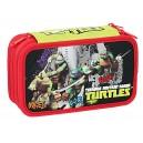 Turtles Ninja - Astuccio Completo 3 Zip