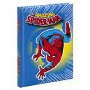 Diario Spiderman Scuola 12 mesi Blu