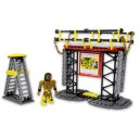 Kofi Kingston's Ladder Match Personaggi WWE StackDown Starter Set