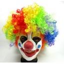 Parrucca Afro Da Clown