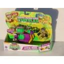Tartarughe Ninja Donatello sul Sidecar