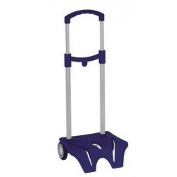 Trolley per zaino scuola Seven Colore: Blu