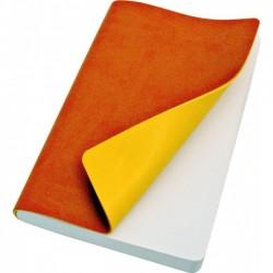 Taccuino Copertina Morbida Tascabile Arancio/Giallo Reflexa