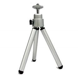 Cavalletto per Fotocamera Treppiede Telescopico