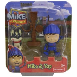 Mike il Cavaliere Personaggi in azione Mike-Fisher Price