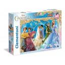 Puzzle 104 Pezzi Cinderella - Clementoni