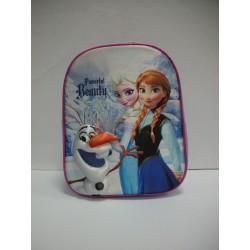 Zaino Asilo Frozen 3D - Anna e Elsa