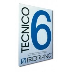 Fabriano Album Tecnico 6 - A3 Liscio