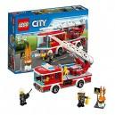 LEGO City 60107 - Autopompa Dei Vigili Del Fuoco