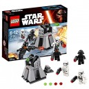 LEGO Star Wars 75132 - Battle Pack Primo Ordine