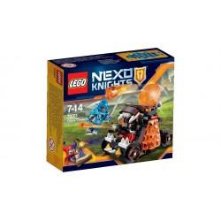 LEGO Nexo Knights 70311 - Caos con La Catapulta