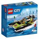 LEGO City 60114 - Motoscafo da Competizione