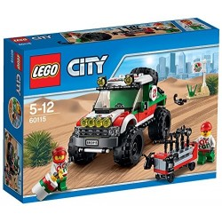LEGO City 60115 - Fuoristrada 4X4