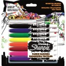 Sharpie Stained - 8 Pennarelli Indelebili Colori Assortiti