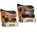 Zootropolis - Veicolo Deluxe con Personaggio, Modelli Assortiti