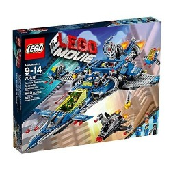 LEGO Movie 70816 - Astronave Di Benny