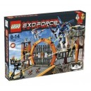 Lego 7709 Exoforce - La Fortezza del Sentai