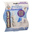 Kinetic Sand - Sabbia Modellabile - Disney Frozen