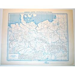 Cartina Geografica Europa Centrale.Europa Centrale Fisica Politica Carta Geografica Studio F M B Bologna 1 4 500 000 Il Punto Esclamativo