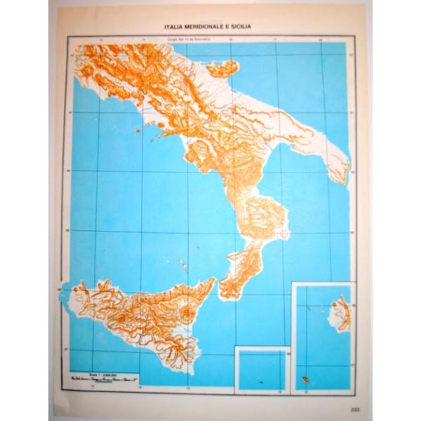 Cartina Politica Sud Italia.Europa E Italia Del Sud Politica Carta Geografica Carta Muta Per Test Scolastici 1 22 000 000 Il Punto Esclamativo