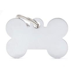 Targhetta per Cani a Forma di Osso