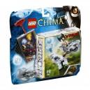 LEGO Chima 70106 - Torre di Ghiaccio
