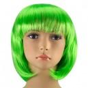 Parrucca Caschetto Verde