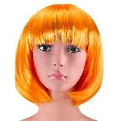 Parrucca Caschetto Arancione