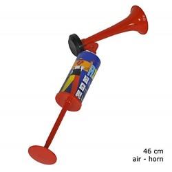 Tromba da Stadio con Pompa Manuale