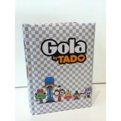 Diario Gola by Tado